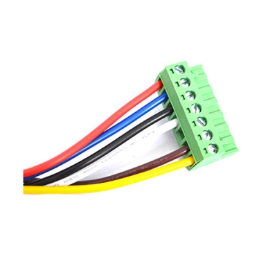 5.08-7P terminal connector wire harness